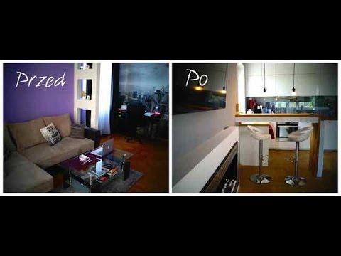 Wielki Remont Nasze Mieszkanie Przed I Po Youtube