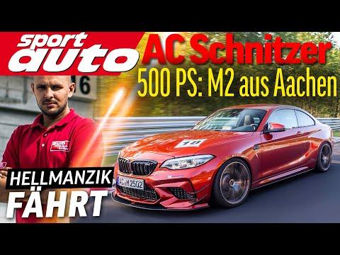 AC Schnitzer: 500 PS im BMW M2 Competition (ACS2 Sport) | Hellmanzik fährt Nordschleife | Folge 6/12