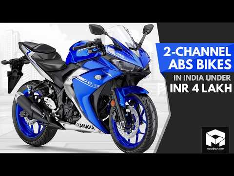 List of 2-Channel ABS Bikes in India Under INR 4 Lakh