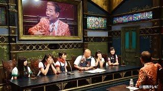 今回の記者は吉本新喜劇の大御所、池乃めだか。鶴瓶とは30年以上の付き...