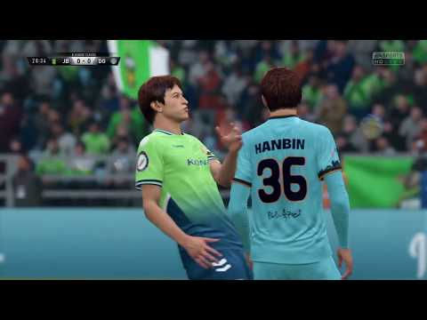 FIFA 18 | Jeonbuk vs Daegu FC | South Korea K League 1 | Gameplay HD