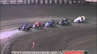 Ventura Raceway 4-23-11 VRA Midgets