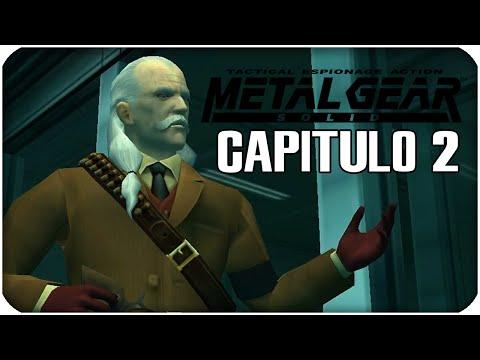 Metal Gear Solid   Let's Play [Español]   Capitulo 2 - Revolver Ocelot