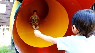 スネイクスライダーでハプニングRino&Yuumama thumbnail