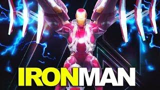 Marvel Avengers: Infinity War - Iron Man Uniform Overview