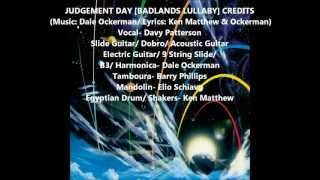 Dale Ockerman Project - Judgment Day (Badlands Lullaby)