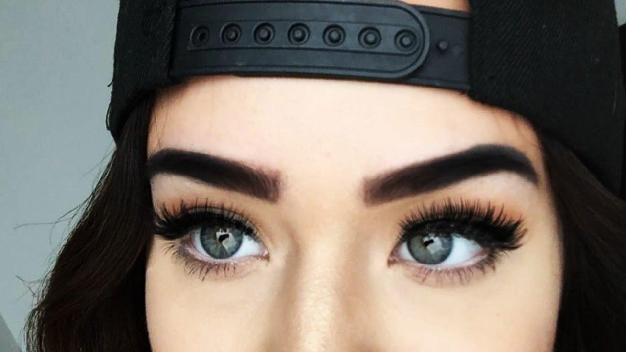 7e02dd319 mi rutina de cejas  aprende a maquillar tu ceja (: - YouTube