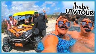 Off Road UTV Adventure ~ Exploring the Island of Aruba!