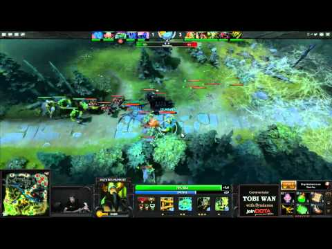 EG vs Quantic TD 11 WB Game 1