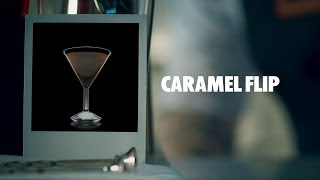 Caramel Flip Drink Recipe - How To Mix
