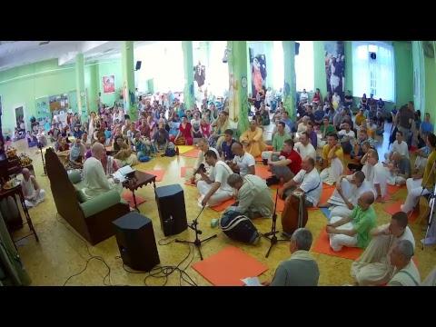Шримад Бхагаватам 1.2.18 - Шветадвипа прабху