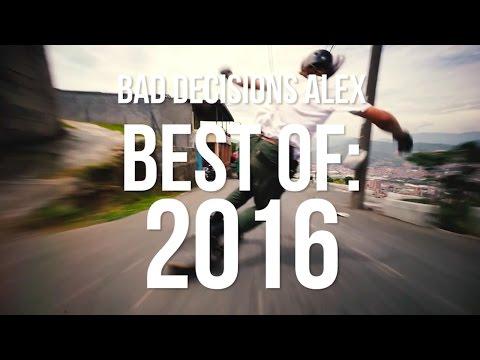 Bad Decisions Alex Best of: 2016 – Skate[Slate].TV