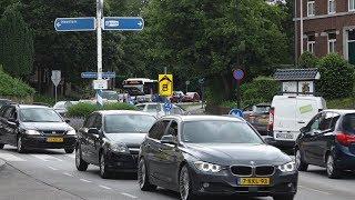Verkeersinfarct in Eygelshoven