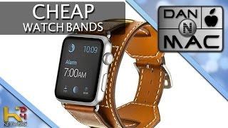 Affordable Apple Watch Bands!