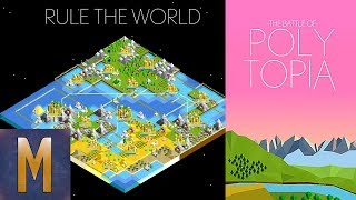 THIS GAME IS CRAZY! The Battle of Polytopia - Gameplay Review (Android & iOS 2017)