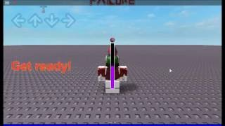 ROBLOX: DDR Demo - Kinnis97 - Gameplay Preview