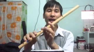 test sáo Đô 10 lỗ tay trái- gửi chị Nguyễn Hồng Hạnh - Hàn Quốc