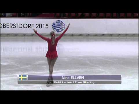 Oberstdorf 2015 - Gold Ladies I Free Skating (Part 1)