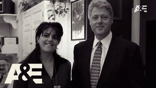 'The Clinton Affair' – Monica Lewinsky Talks About Early Feelings | Premieres on November 18 on A&E