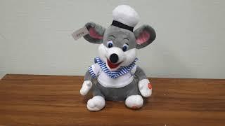 Поющая и танцующая игрушка Крыс морячок 6 песен Символ 2020 года