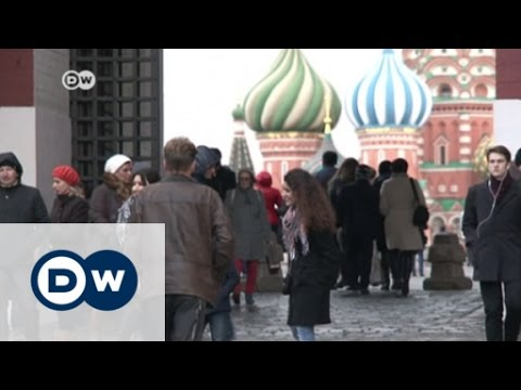 How is the US election playing in Moscow? | DW News