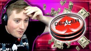 $530 WIN THE BUTTON PROGRESSIVE KO!! | PokerStaples Stream Highlights
