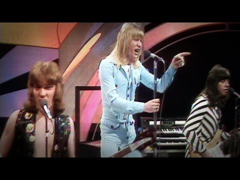 Sweet - Fox On The Run - Top Of The Pops 23.12.1975 (OFFICIAL)