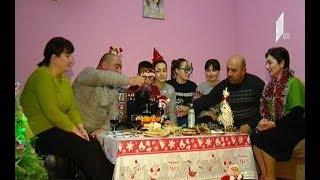 რაჭაში ძველი სტილით ახალი წლის დასახვედრად ემზადებიან