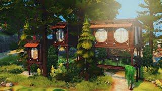 Tiny Tree Pods | The Sims 4: Tiny Living