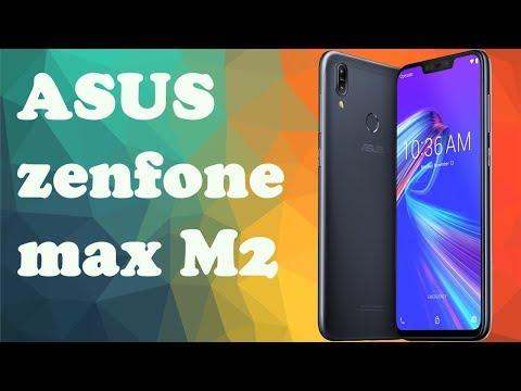 ASUS Zenfone MAX M2 Подробный, честный обзор