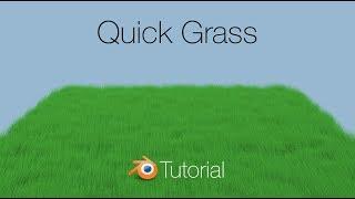 [2.79] سريعة العشب التعليمي في الخلاط (دورات)
