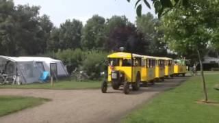 Tutti Frutti Express - camping de Vergarde in de Betuwe