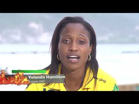 Jamaica Reggae Girlz - Strike Hard  - Episode 1