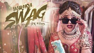 Wakhra Swag II Bride Lipdub Song II  Parlour Shoot Wedding II Wedding Shoot II DK FILMS