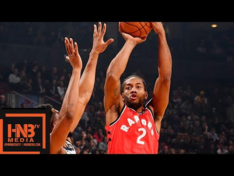 Toronto Raptors vs Indiana Pacers Full Game Highlights | 12.19.2018, NBA Season