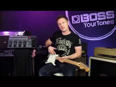 """BOSS ME-80 Classic Patches Explained - """"Killer Queen"""""""