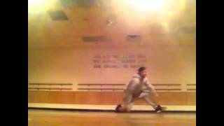 Miguel Jontel Be My Vixen choreography and freestyle