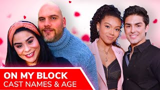 ON MY BLOCK Actors Age, Real Names, Relationships, Personal Lives
