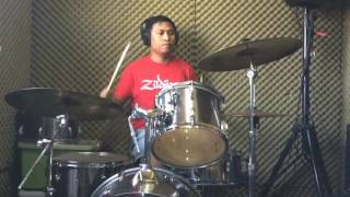 laklak the teeth drumcover by lumerski