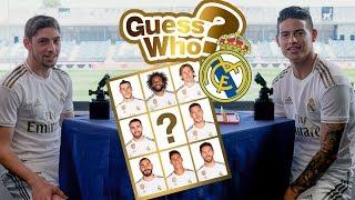 GUESS WHO? | Ep.1 | Valverde vs James