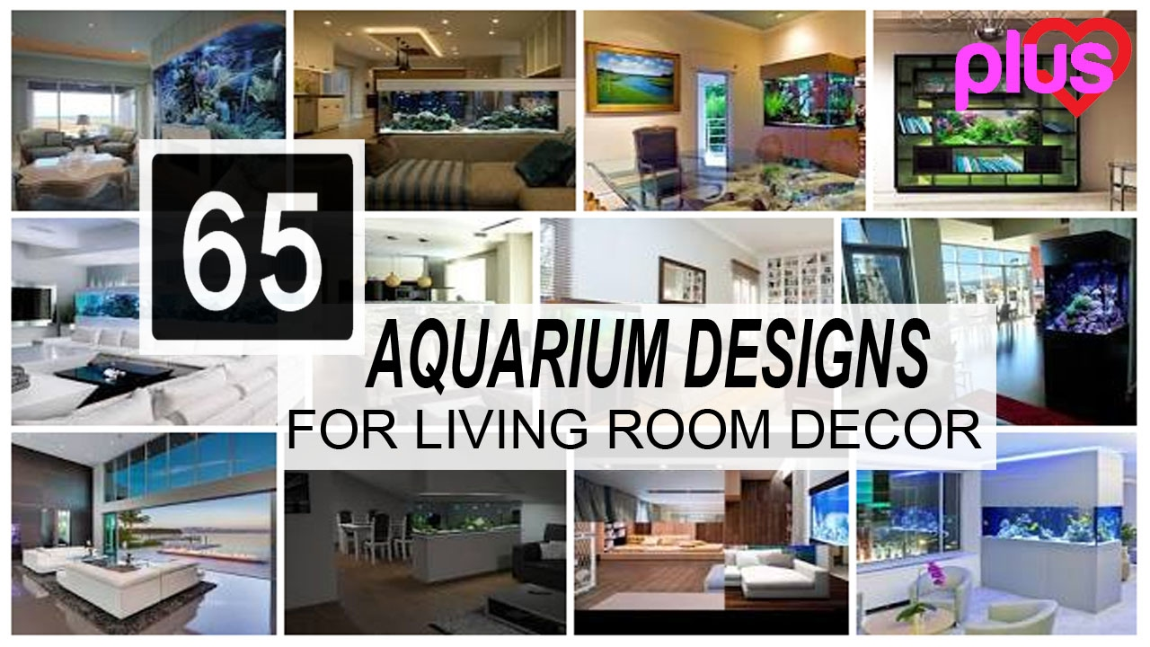 65 Awesome Aquarium Designs For Living Room Decorating Ideas