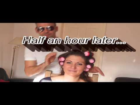 Gay Hairdresser Ruins Girls Hair- Shocking Outcome !