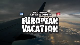 Raven Tershy and Cody Chapman's European Vacation