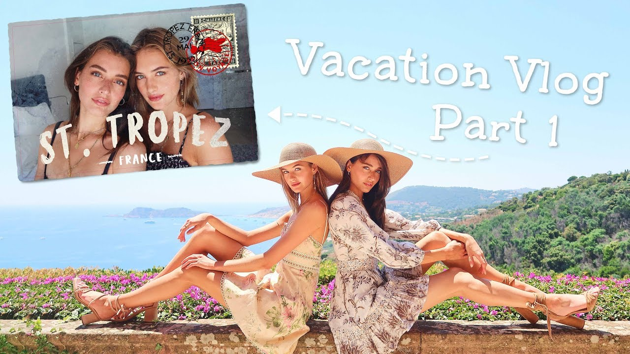 Models in Paradise | Summer, Jessica , Vacation, & France | Sanne Vloet