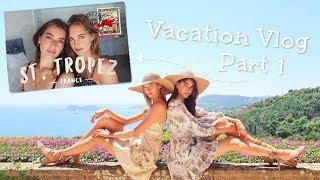 Models in Paradise   Summer, Jessica , Vacation, & France   Sanne Vloet