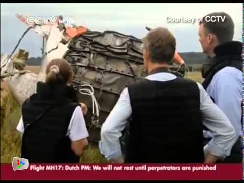 MH17: Observers' job to observe the situation at crash site hampered
