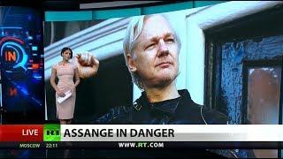 DOJ Mistake Reveals Secret Assange Indictment