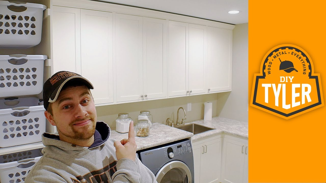 Laundry Room Cabinets Epic