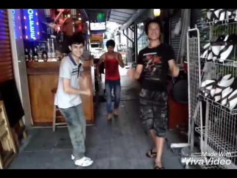 New myanmar Nepali song video So funny.white my best friends  Video