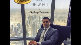 Motivational Sales Tips Dubai Burj Khalifa Cold Call the World Anthony Camacho